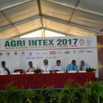 Inauguration Ceremony of Agri INTEX 2017, Codissia Grounds