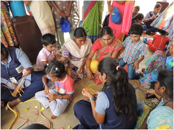 NSS - Handcraft Training to Women and Childrens
