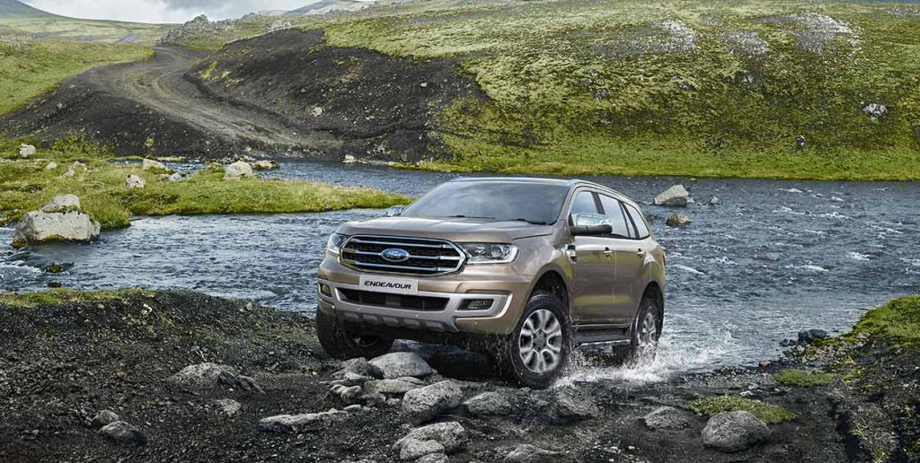 1-Extraordinary Everyday with Ford Endeavour