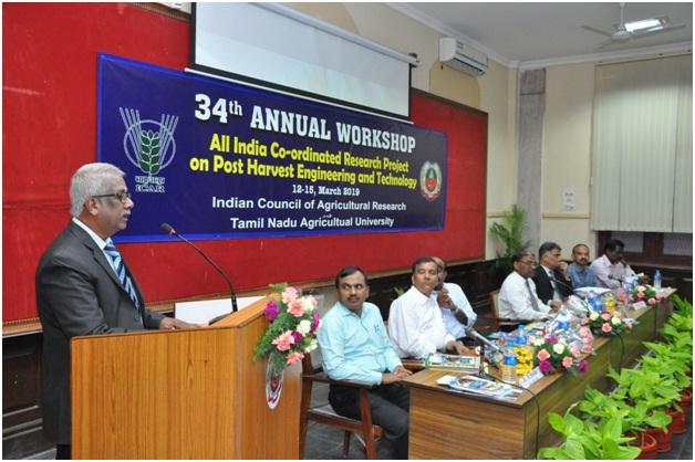 Dr.N.Kumar, Vice-chancellor, TNAU